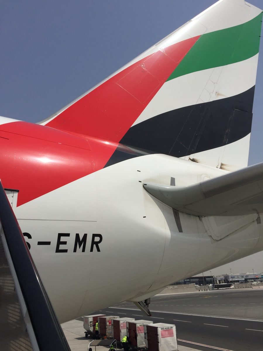 Emirates 342 - Dubai to Kuala Lumpur