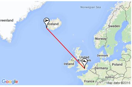 Iceland Air 454 Reykjavik To London Heathrow Flykingsley Com