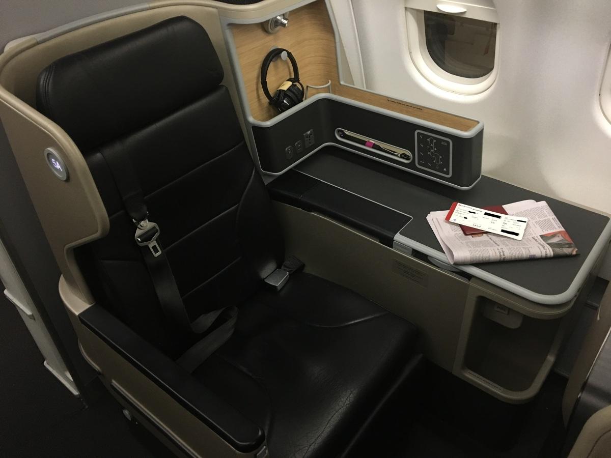 Qantas 462 - Melbourne to Sydney